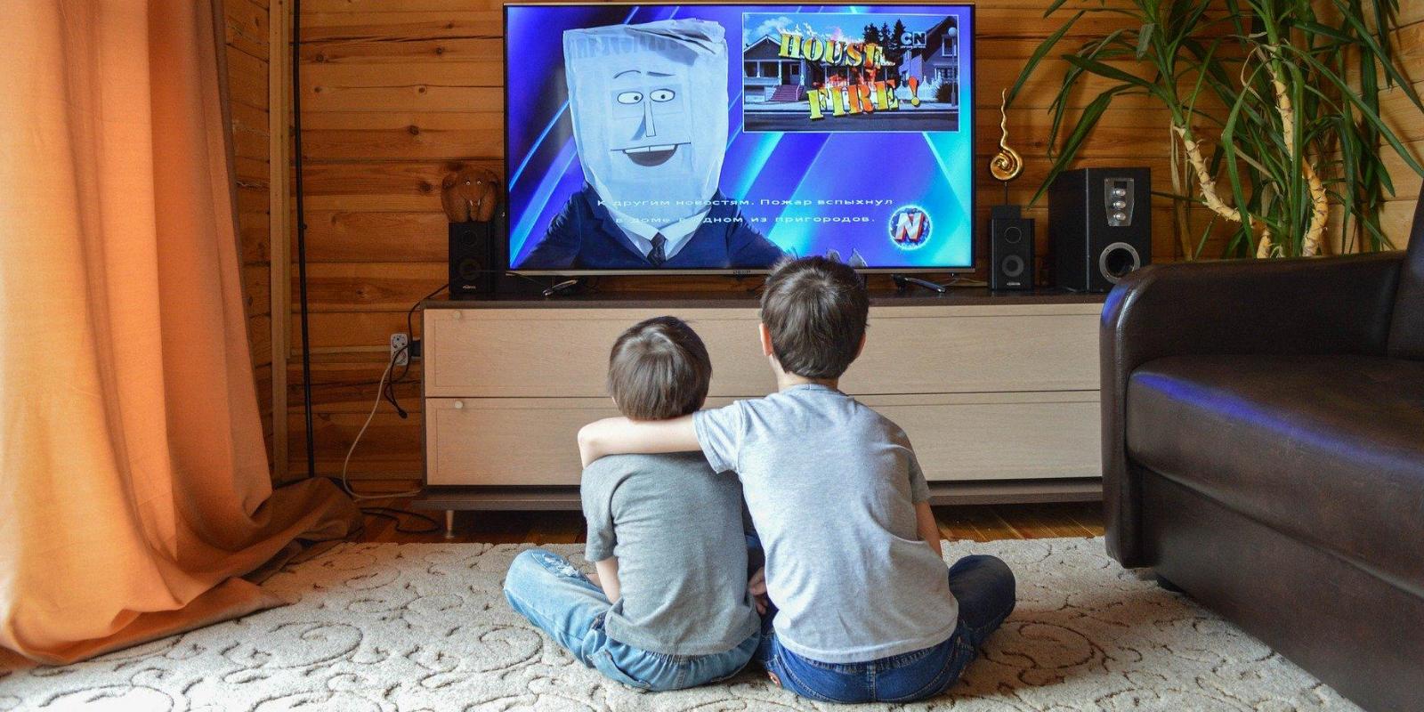 เด็ก โทรทัศน์