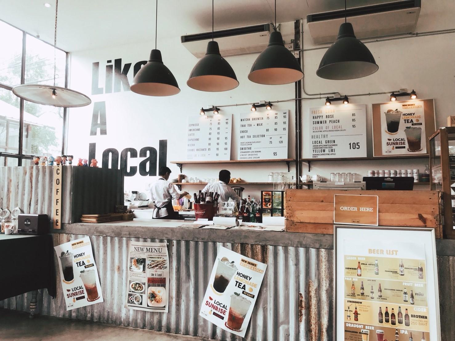 Cafe Like a Local 3